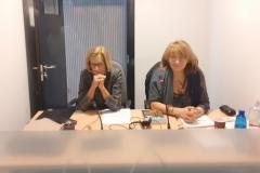Verčiant žiaurių detektyvų švelnų švedų rašytoją, kartais būna linksma – Kristina Kačkuvienė ir Auksė Kuokštienė vertimo kabinoje