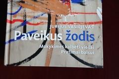 """J. Vasiljevo knyga """"Paveikus žodis"""""""